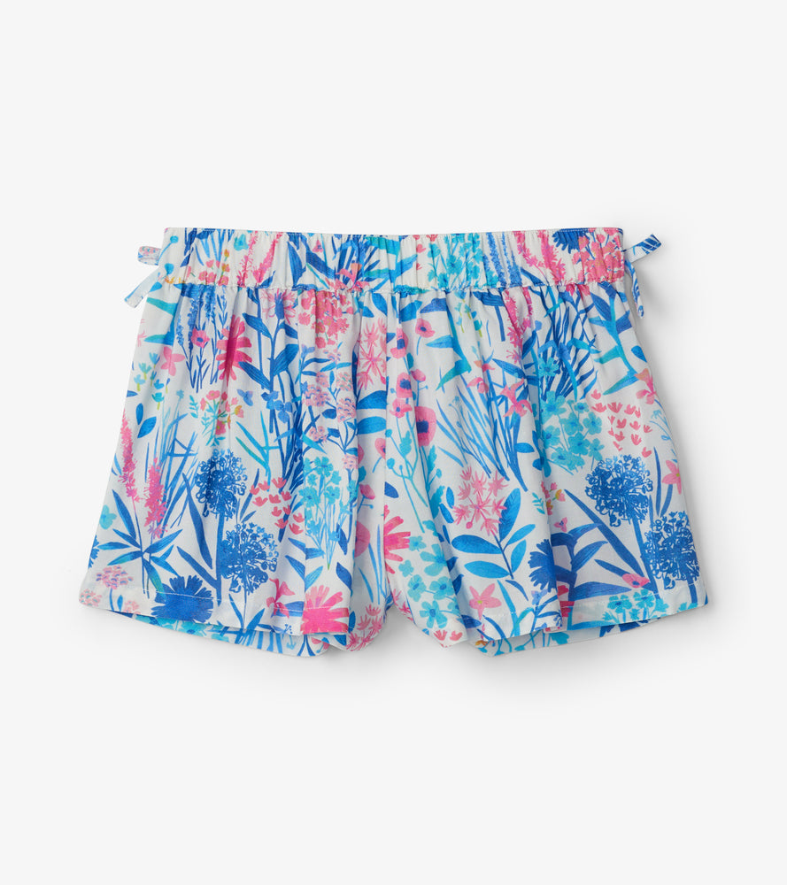 Hatley Spring Wildflowers Gathered Shorts