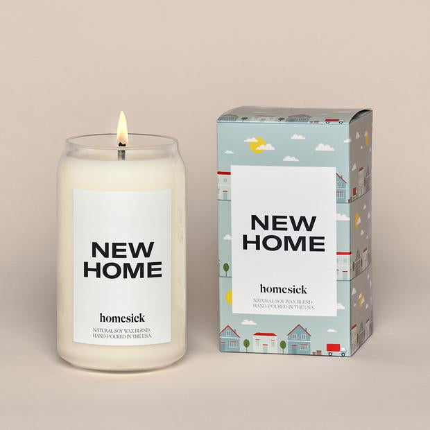 Homesick, Home - Candles,  Homesick New Home