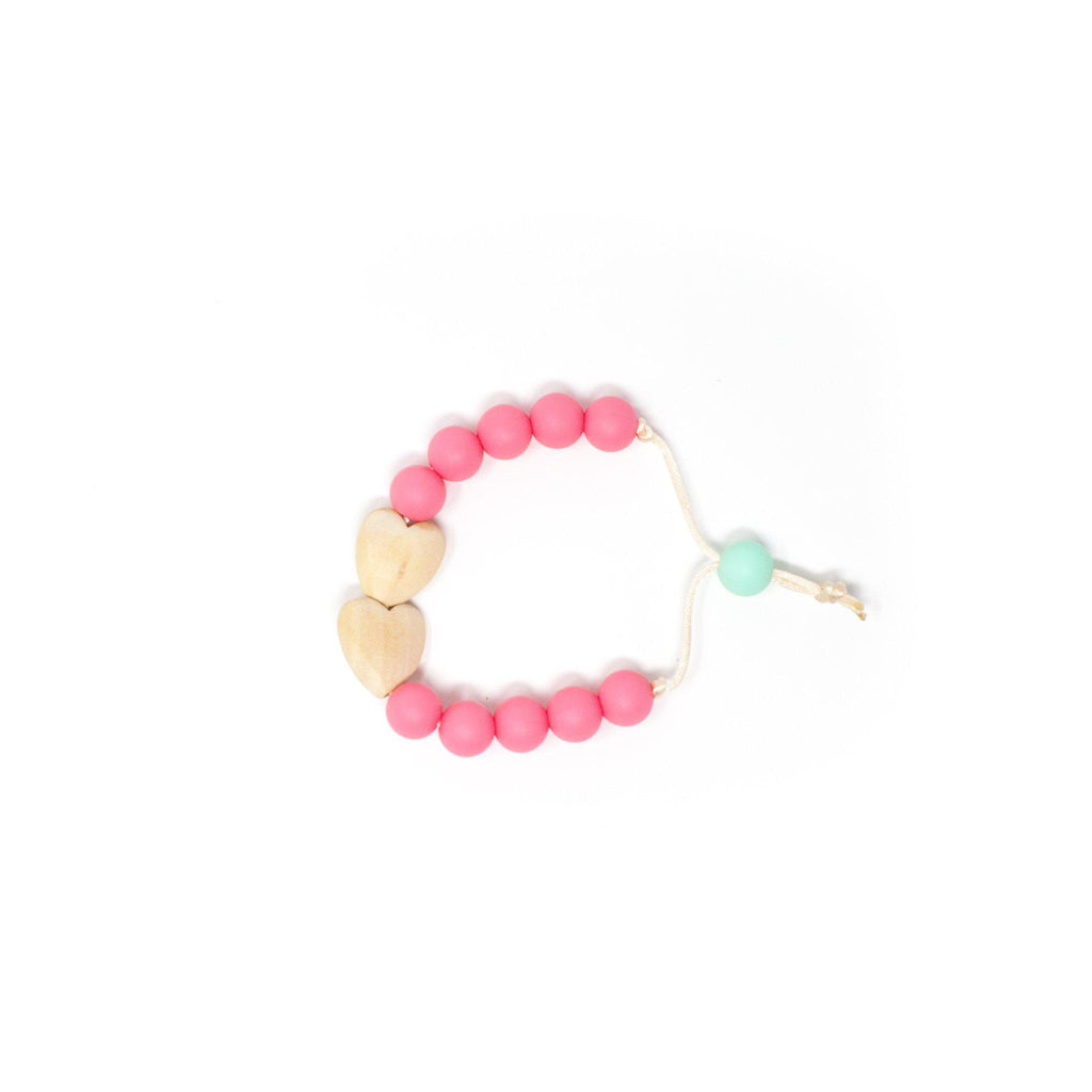 Hearts Hearts Hearts Tension Bracelet