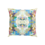Indigo Girl Blue Sunbrella® Pillow