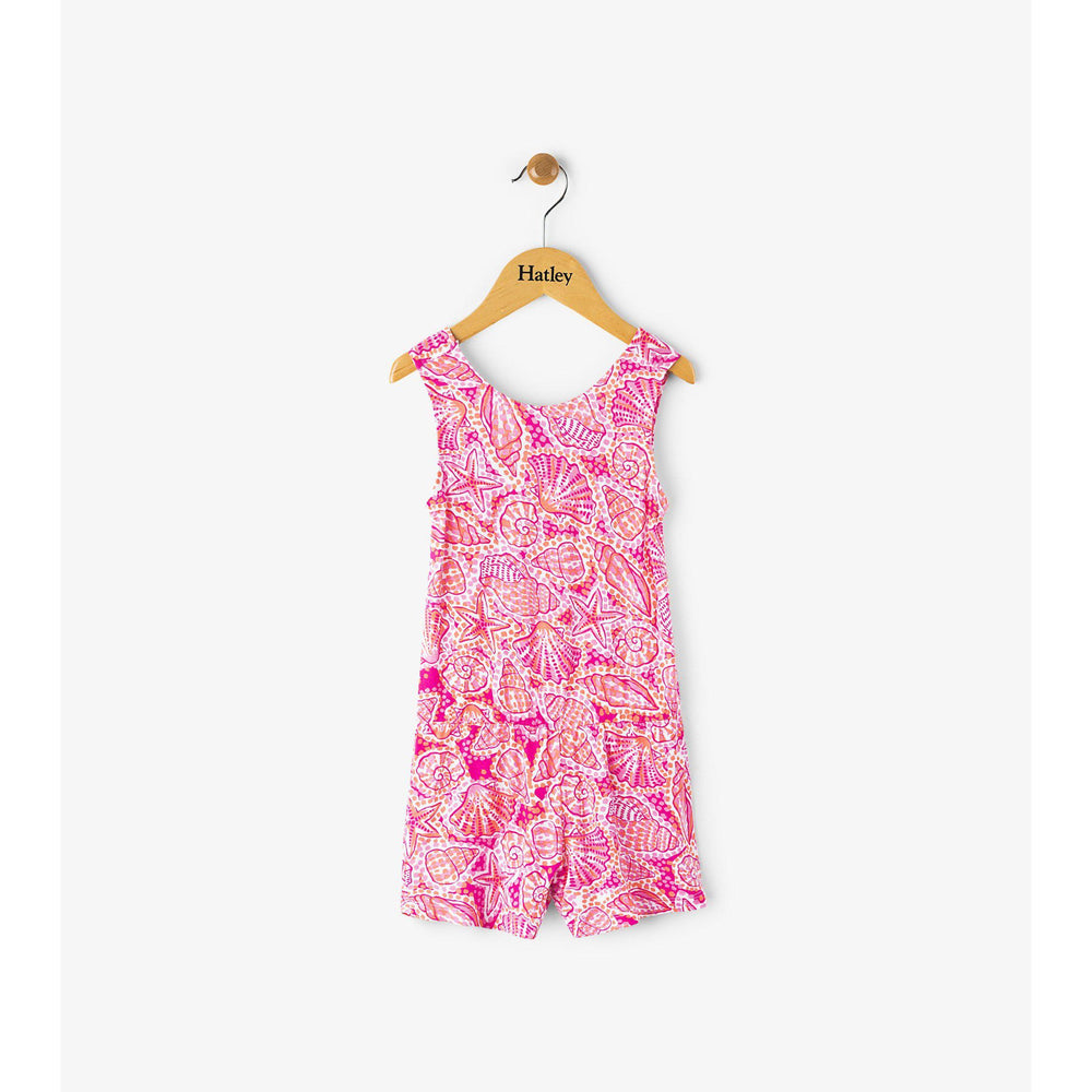 Hatley, Girl - Rompers,  Hatley St. Barts Sleeveless Romper