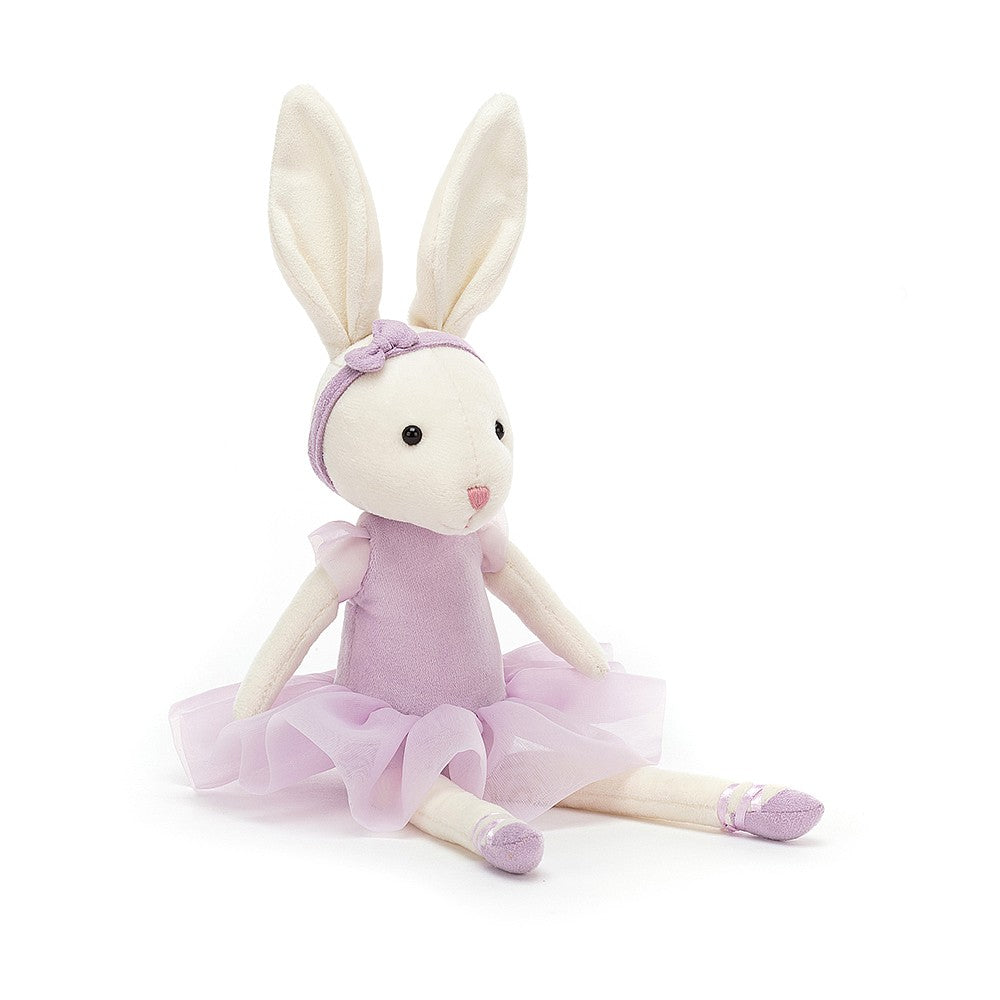 Jellycat, Gifts - Stuffed Animals,  Jellycat Pirouette Bunny Lilac
