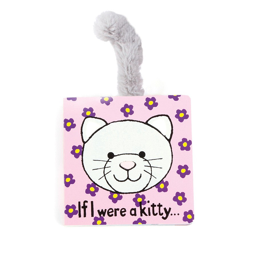 Jellycat, Books,  Jellycat If I Were A Kitty Board Book