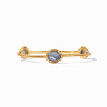 Julie Vos, Accessories - Jewelry,  Julie Vos - Calypso Bangle Iridescent Slate Blue