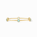 Julie Vos, Accessories - Jewelry,  Julie Vos - Milano Bangle Bahamian Blue