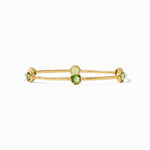 Julie Vos - Milano Bangle Jade Green