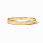 Julie Vos, Accessories - Jewelry,  Julie Vos- Savoy Bangle Gold