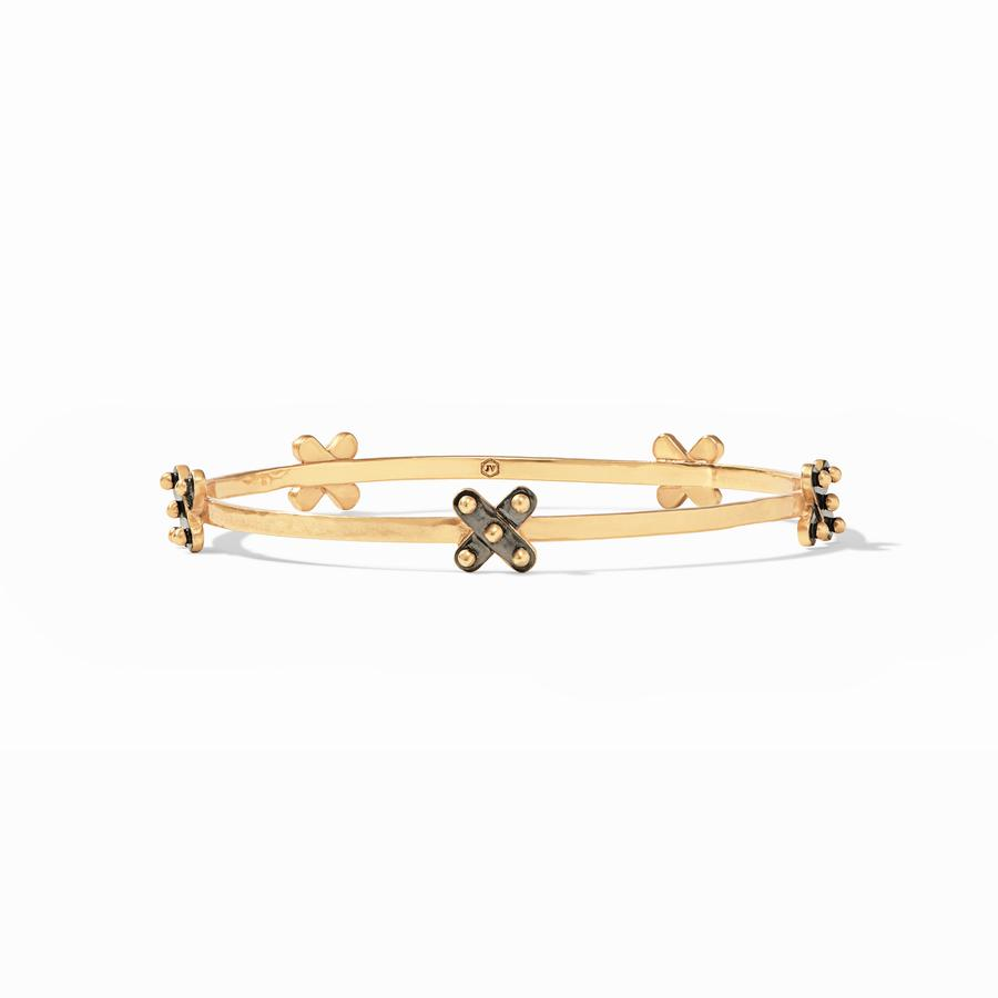 Julie Vos, Accessories - Jewelry,  Julie Vos - SoHo Stacking Bangle - Mixed Metal