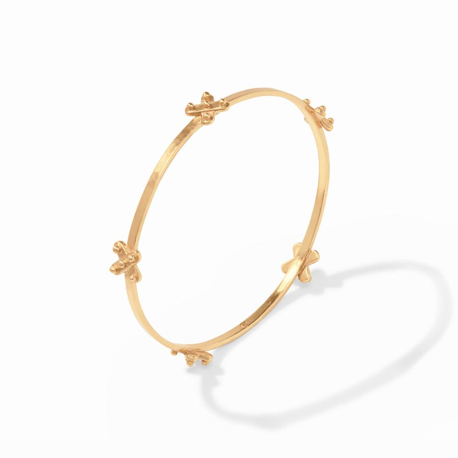 Julie Vos, Accessories - Jewelry,  Julie Vos - SoHo Stacking Bangle Gold