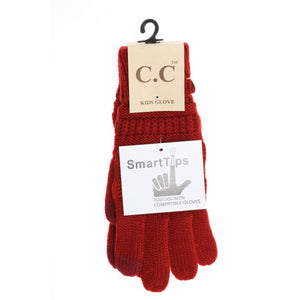Eden Lifestyle, Accessories - Gloves & Mittens,  Kids Smart Tip Gloves