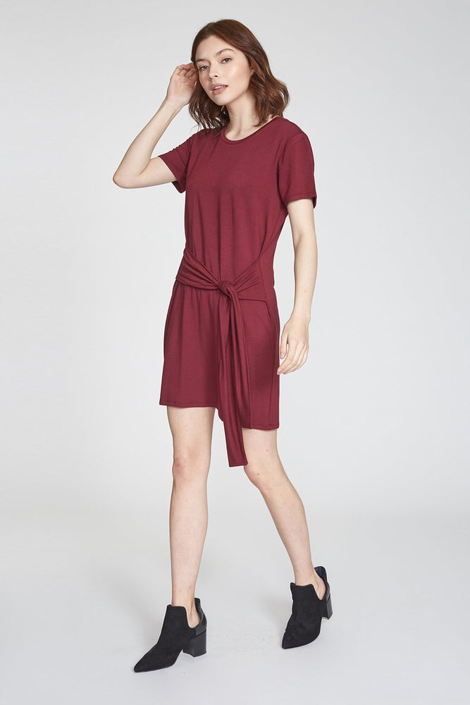 Kinsley Self Tied Waste Dress