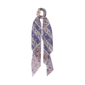 Eden Lifestyle, Accessories - Hats,  Perfect Paisley Scarf Ponytail Holder