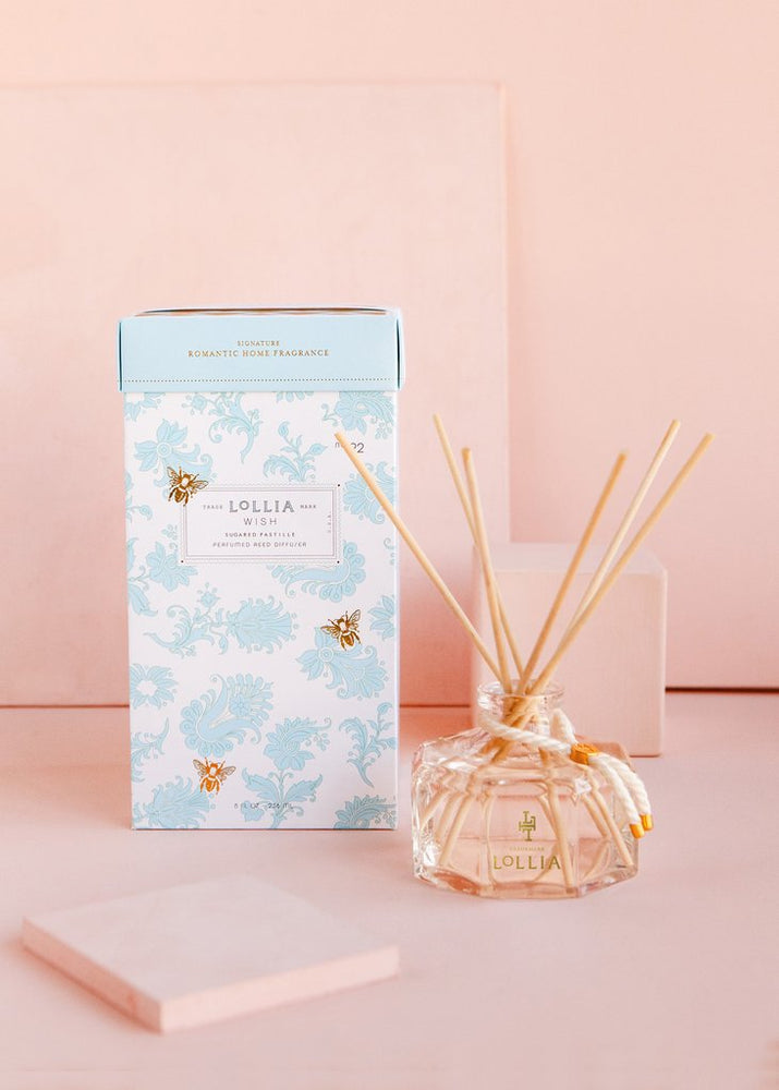 Lollia, Gifts - Beauty & Wellness,  Lollia Wish Reed Diffuser