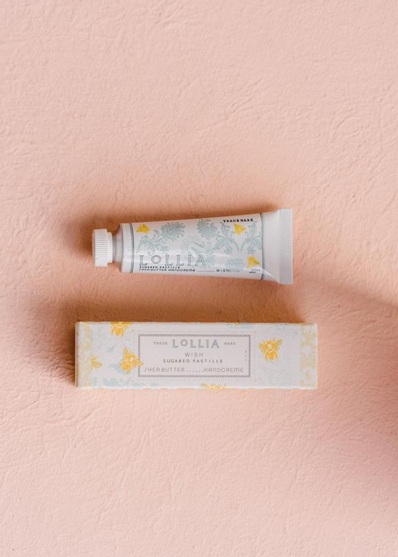 Lollia, Gifts - Beauty & Wellness,  LOLLIA Wish Petite Treat Handcreme