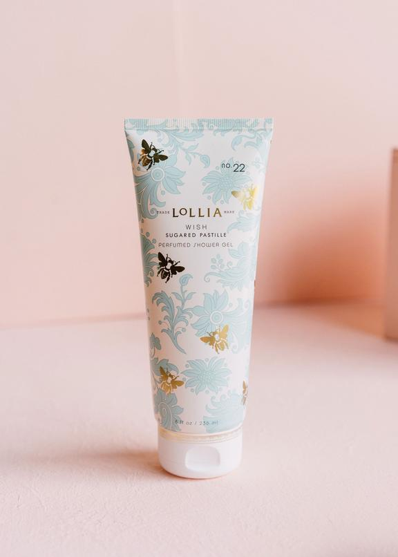 Lollia, Gifts - Beauty & Wellness,  LOLLIA Wish Perfumed Shower Gel