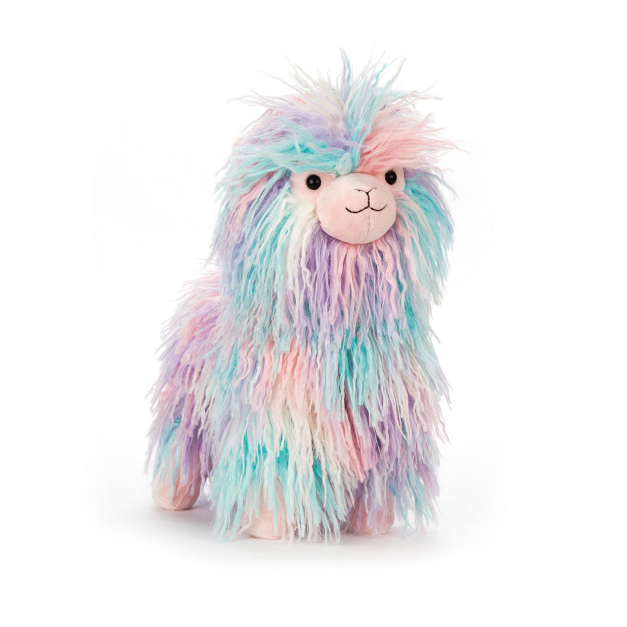 Jellycat Large Lovely Llama-Gifts-Jellycat-Eden Lifestyle