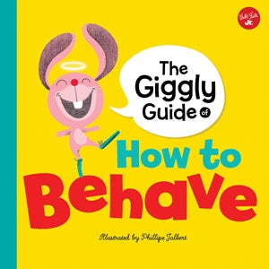 The Giggly Guide of How to Behave Book-Books-Eden Lifestyle-Eden Lifestyle