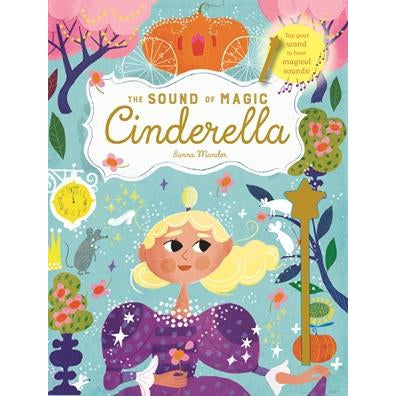 The Sound of Magic Cinderella-Book-Eden Lifestyle-Eden Lifestyle
