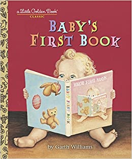 Little Golden Books, Books,  Little Golden Books - Baby's First Book
