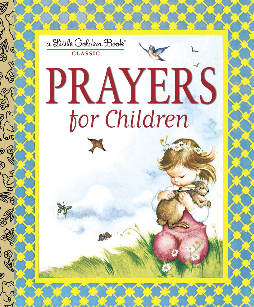 Little Golden Books, Books,  Little Golden Books - Prayers For Children