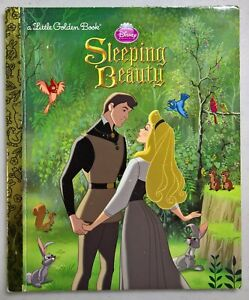 Little Golden Books, Books,  Little Golden Books - Sleeping Beauty