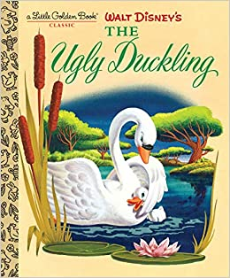 Little Golden Books, Books,  Little Golden Books -  The Ugly Duckling