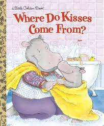 Little Golden Books, Books,  Little Golden Books - Where Do Kisses Come From