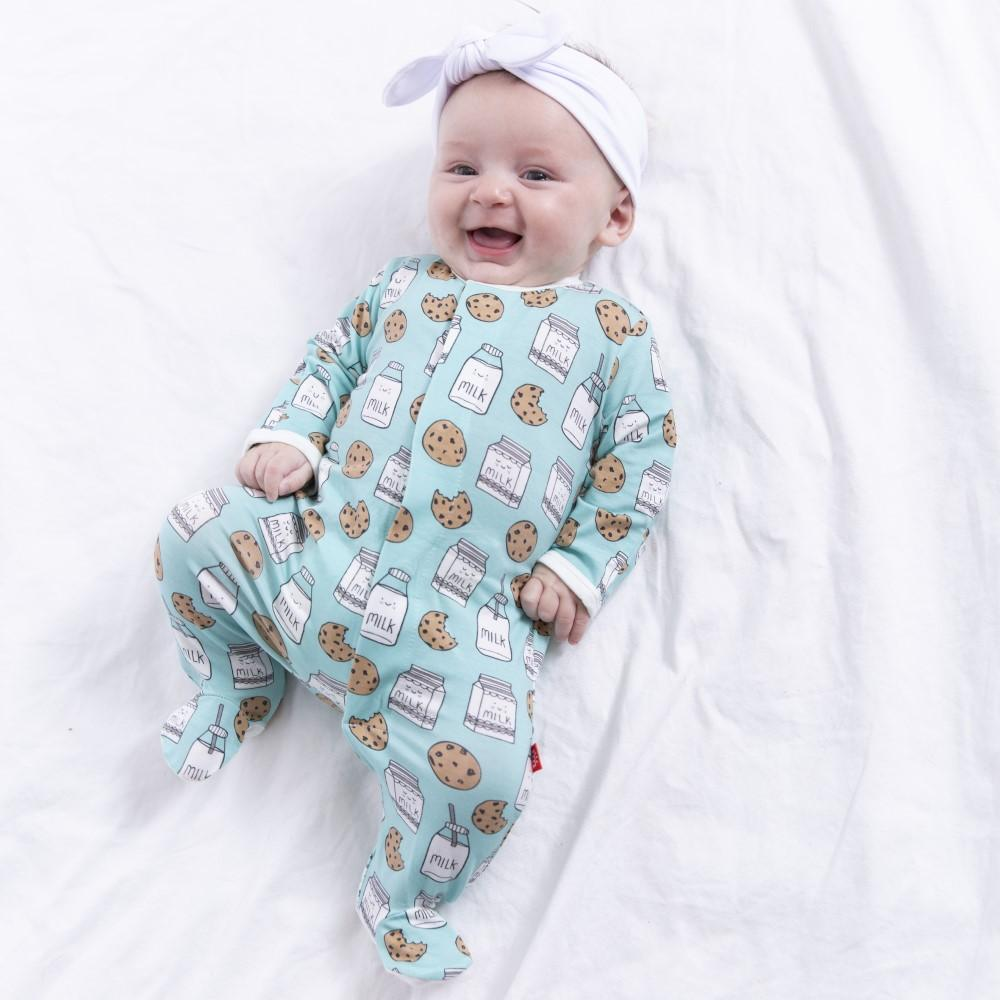 Magnetic Me by Magnificent Baby Bedtime Stories Modal Magnetic Footie