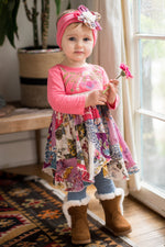 Mimi & Maggie, Baby Girl Apparel - Dresses,  Mimi & Maggie Priya Baby Dress