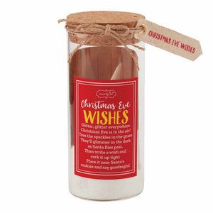 Mud Pie, Gifts - Other,  Mud Pie - Red Christmas Eve Wishes Set