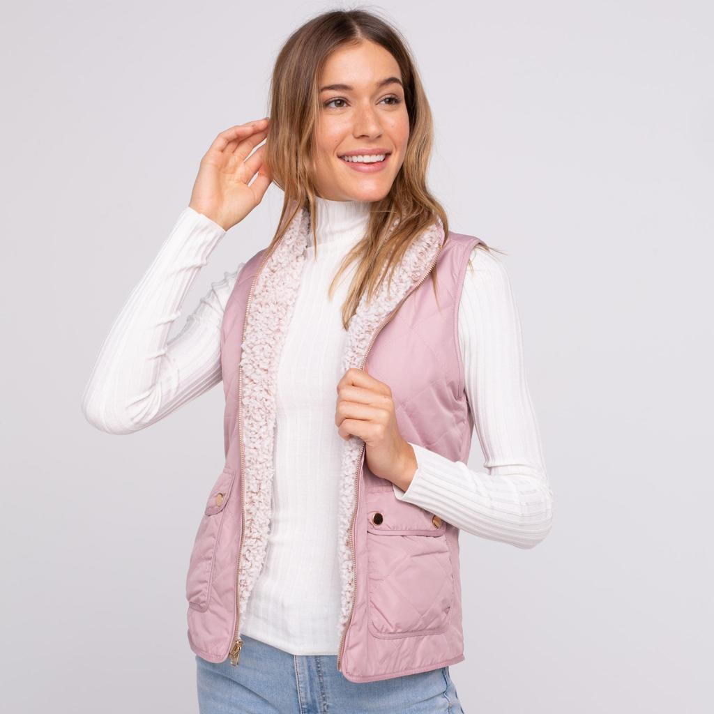 Breckenridge Reversible Vest
