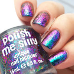 Polish Me Silly Flakie Collection