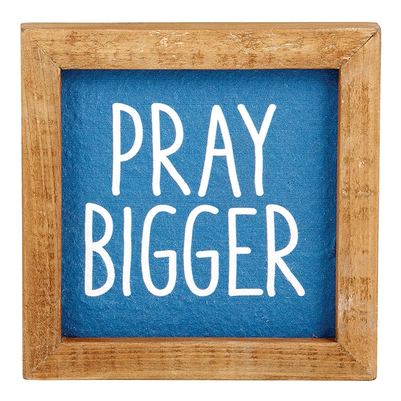 Pray Box Frame