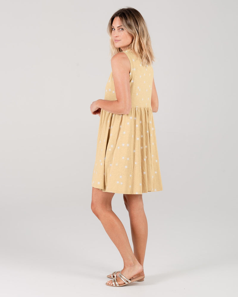 Rylee & Cru Sunburst Layla Dress