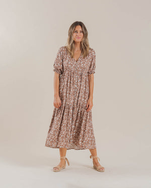 Rylee and Cru Dahlia Mandi Dress - Eden Lifestyle