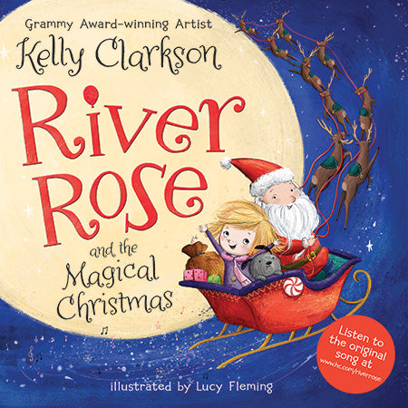 Harper Collins, Books,  River Rose and the Magical Christmas