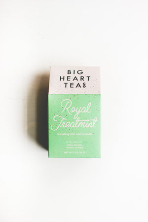 Big Heart Tea Co Royal Treatmint Tea Bags