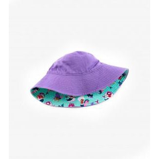 Underwater Kingdom Reversible Sun Hat