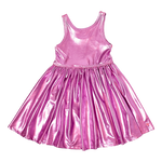 Pink Chicken Liza Lame Dress - Eden Lifestyle