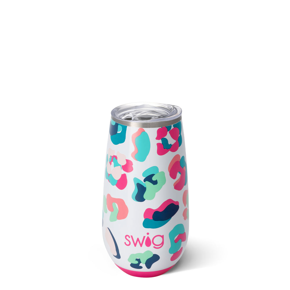 Swig Party Animal Stemless Flute (6oz) - Eden Lifestyle