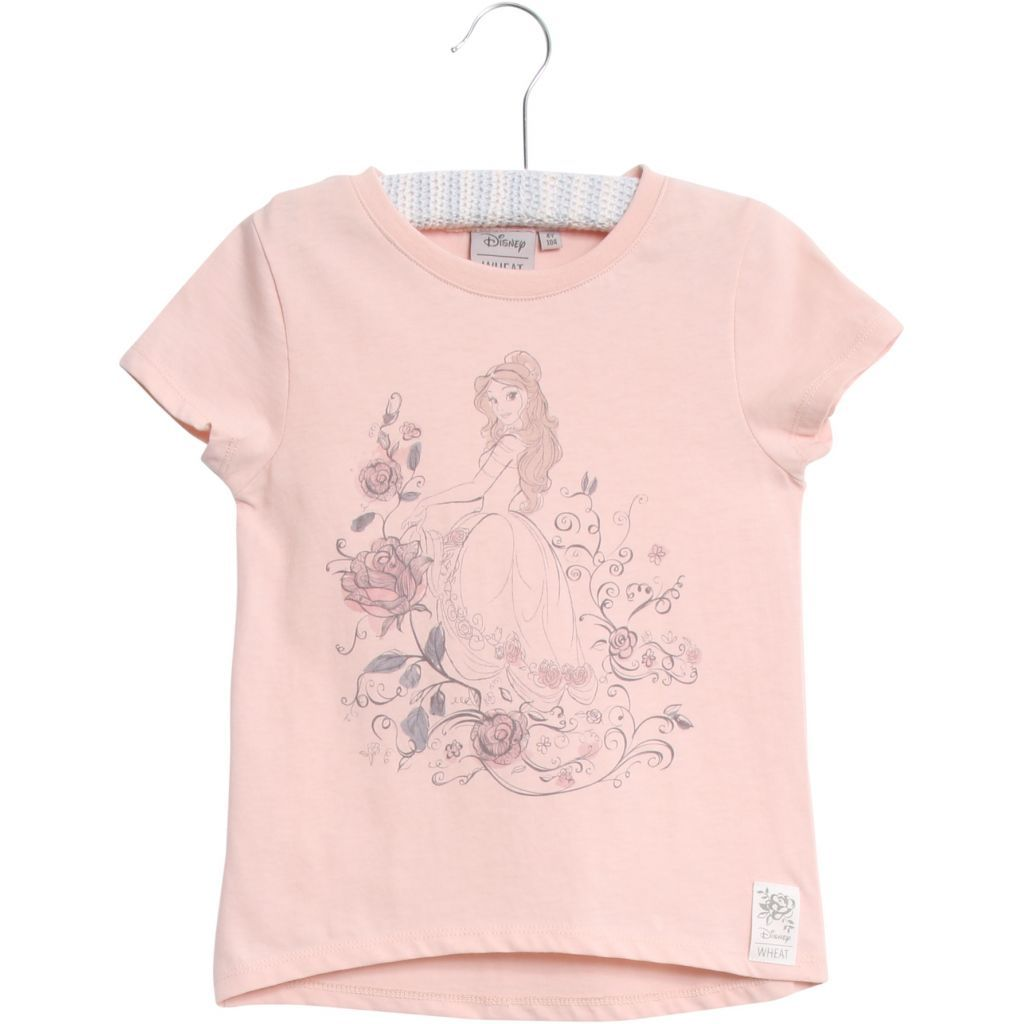 Disney Belle T-Shirt by Wheat-Girl - Shirts & Tops-Wheat-2-Eden Lifestyle