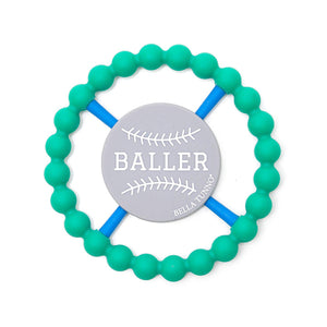 Bella Tunno Happy Teether-Baby - Teethers-Bella Tunno-Baller-Eden Lifestyle