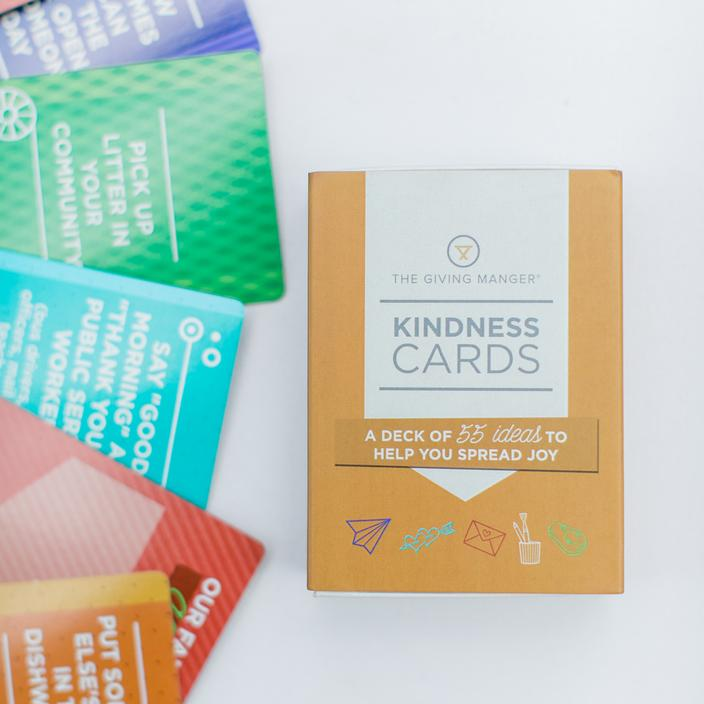 The Giving Manger - Kindness Cards