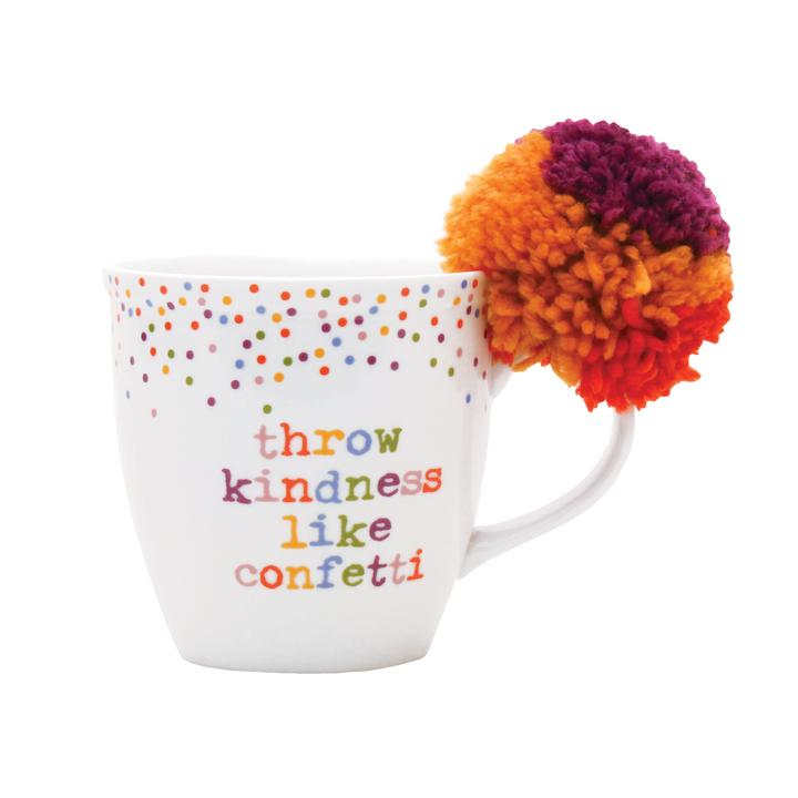 Throw Kindness Mug - Eden Lifestyle