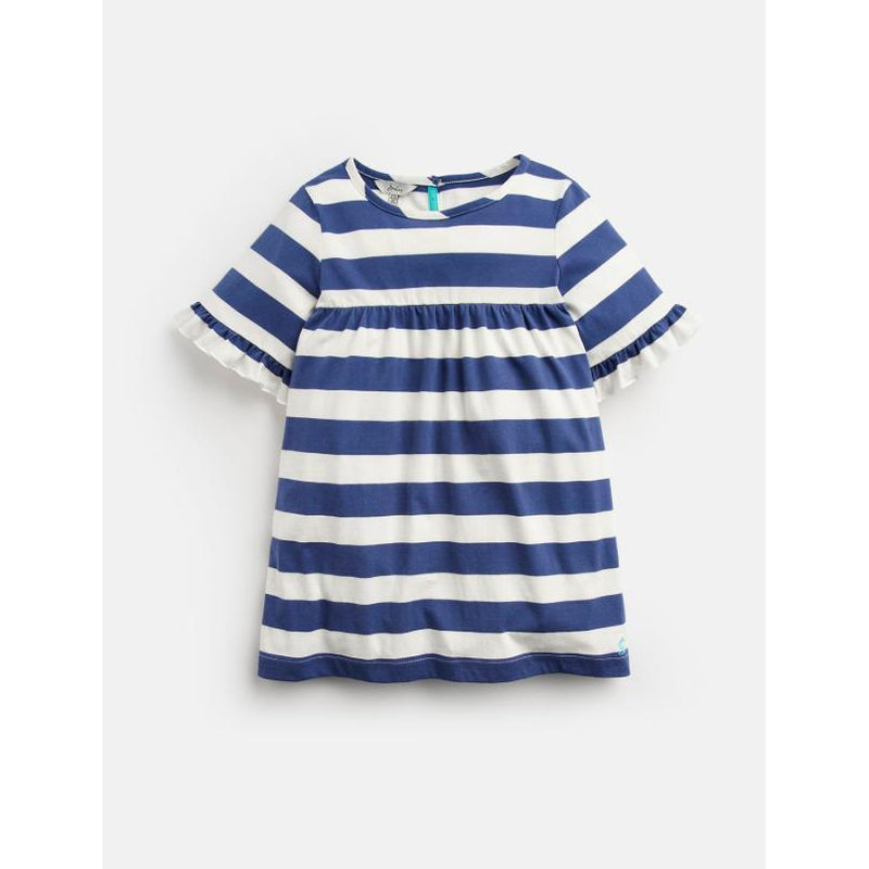 Joules TILLY FRILL SLEEVE TOP-Girl - Shirts & Tops-Joules-6-Eden Lifestyle