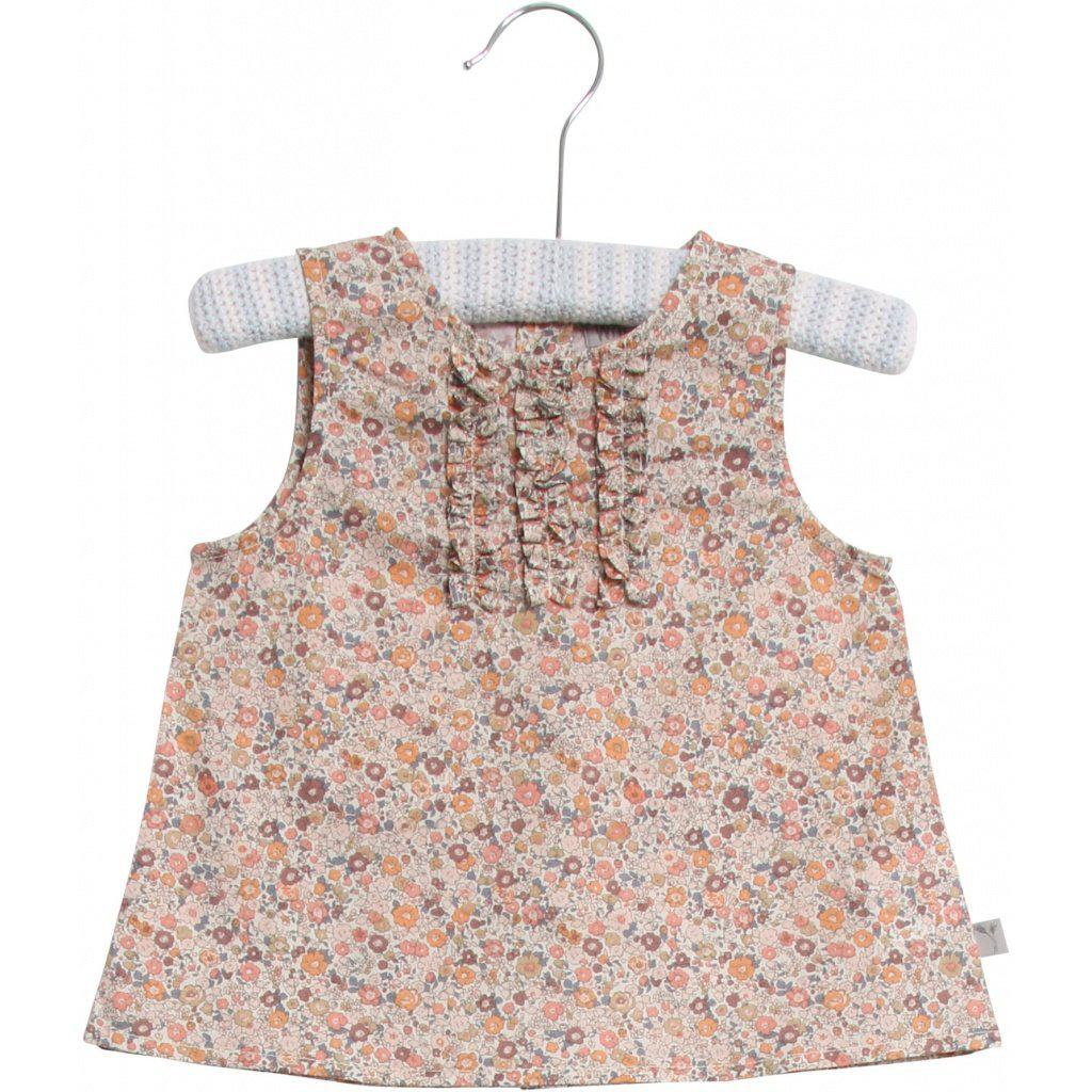 Wheat Top Eggshell Breathe-Baby Girl Apparel - Shirts & Tops-Wheat-3M-Eden Lifestyle