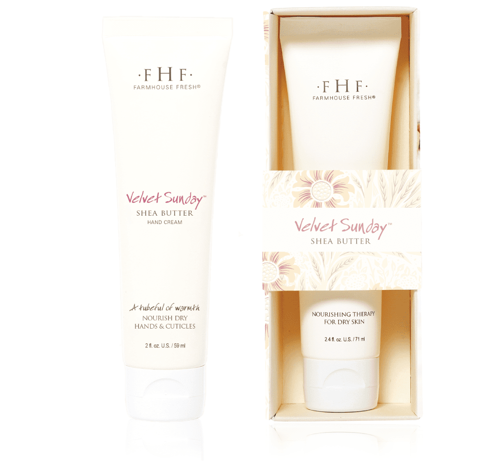 Farm House Fresh, Gifts - Beauty & Wellness,  Velvet Sunday® Shea Butter Hand Cream
