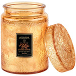 Voluspa, Home - Candles,  Voluspa - Spiced Pumpkin Latte - Large Jar Candle