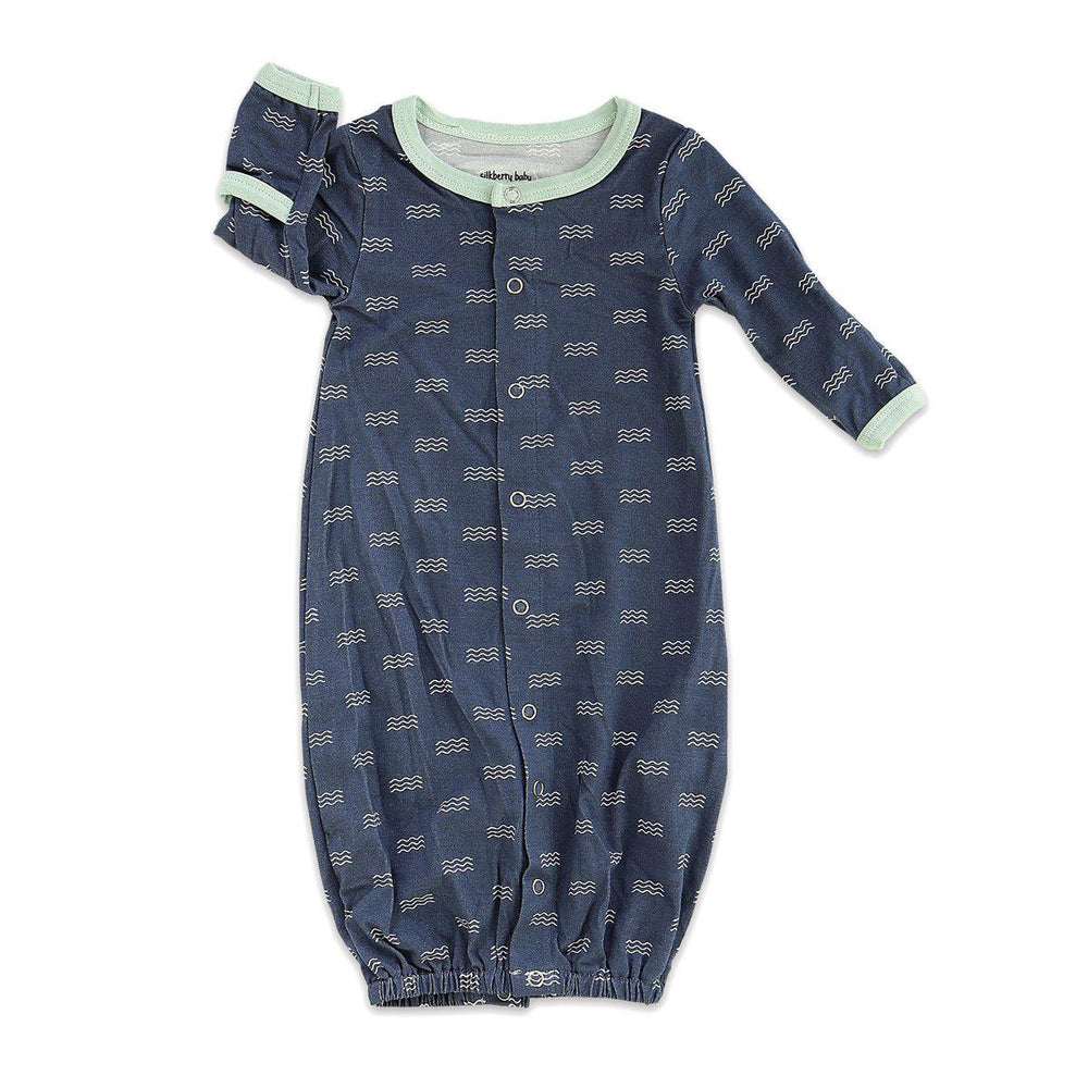 Silkberry Baby, Baby Girl Apparel - Pajamas,  Silkberry Baby | Gown