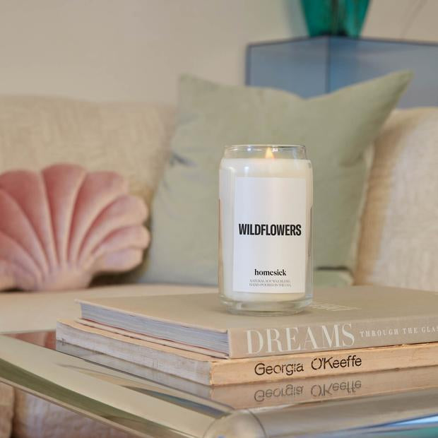 Wildflowers Candle - Eden Lifestyle